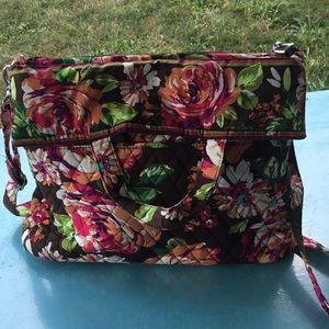 Vera Bradley convertible purse/tote or crossbody.